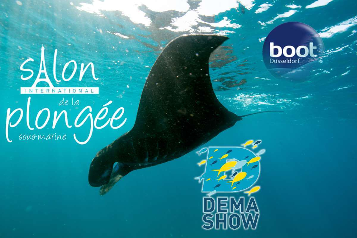 dive show Europe