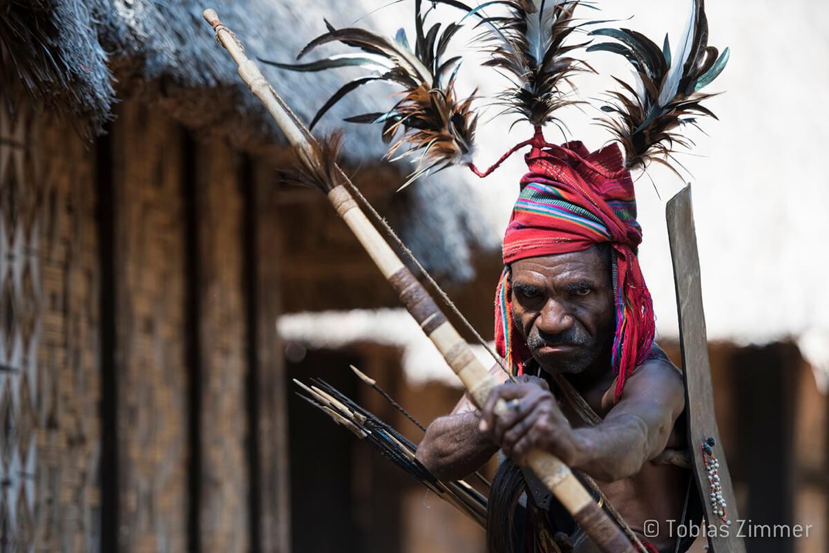 tribe of Alor Archipelago