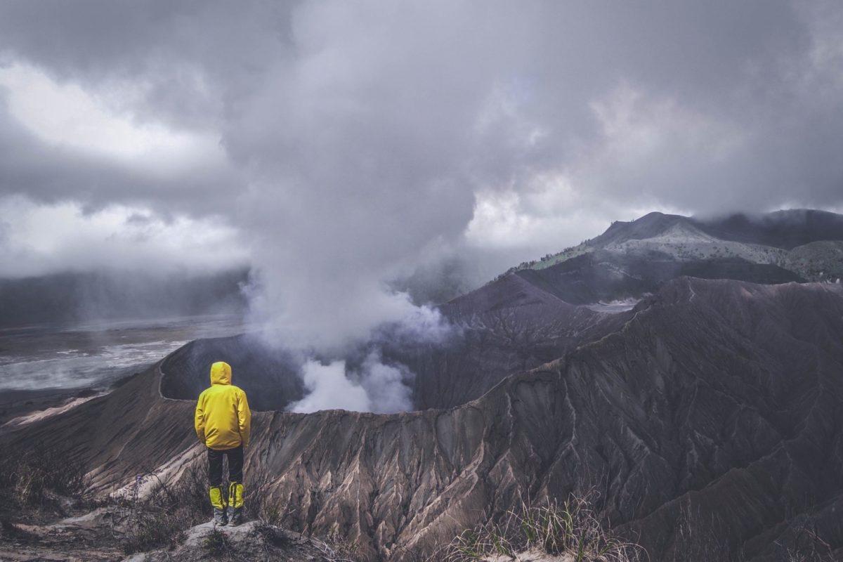 climb volcanoes Indonesia