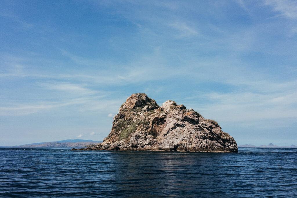 Tatawa Kecil dive site