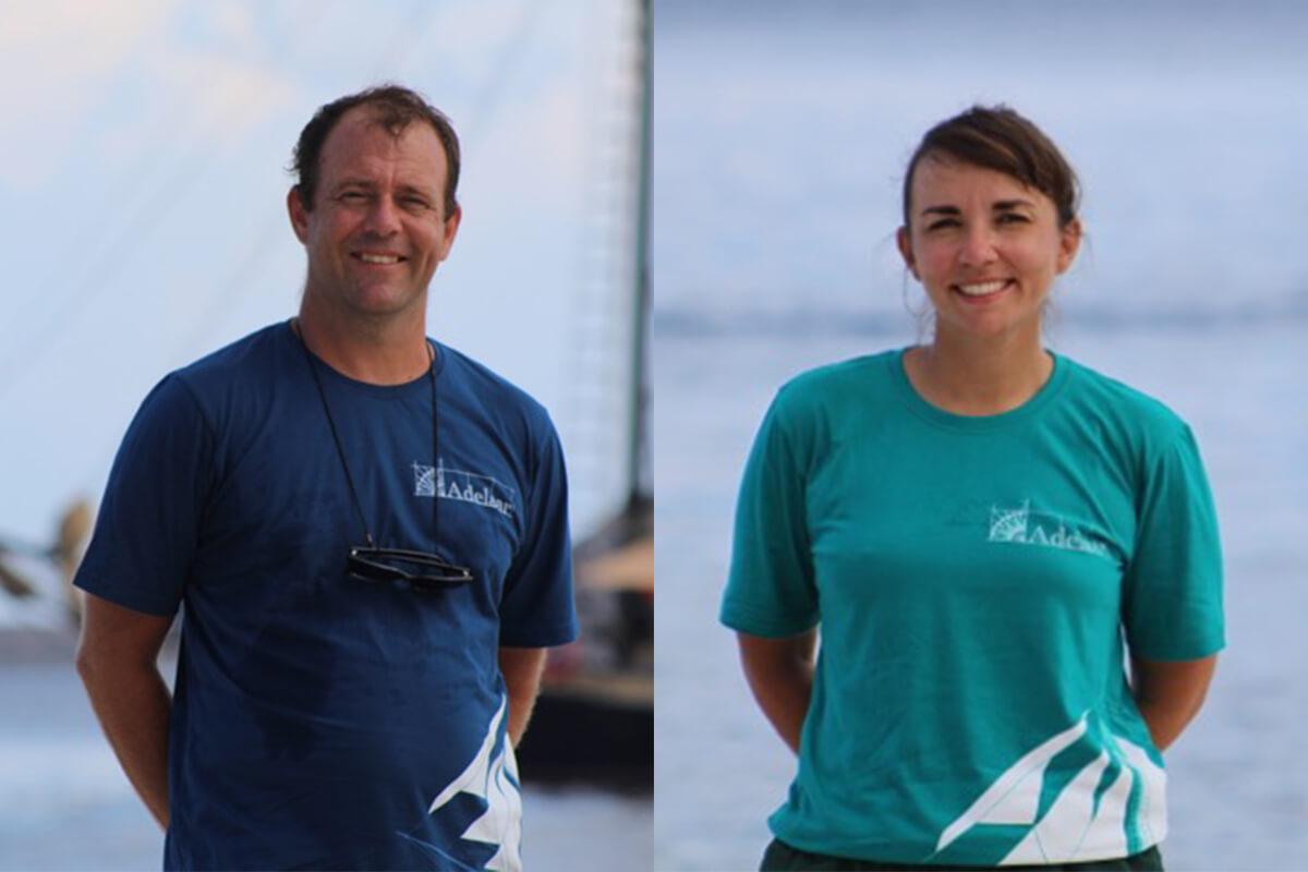 Adelaar Cruises cruise directors