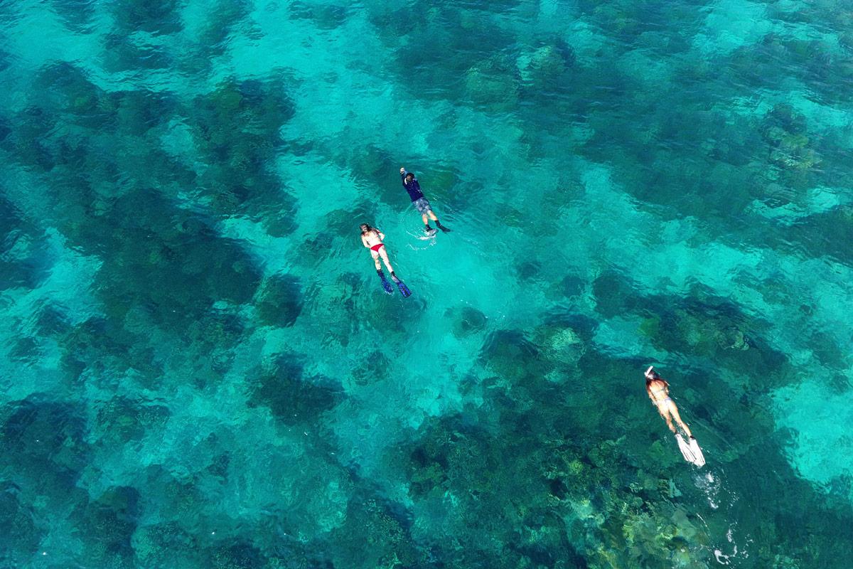 snorkelling Indonesia