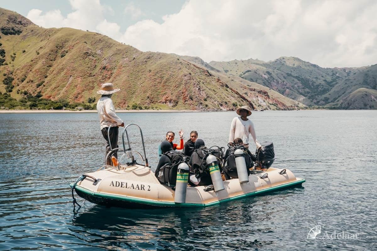 diving cruises Indonesia