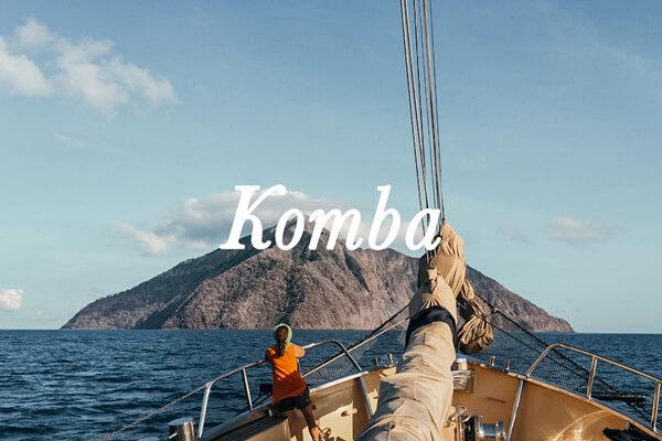 croisière de plongée Komba