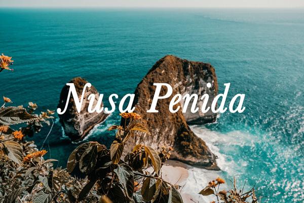 croisière de plongée Nusa Penida