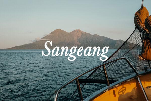 croisière de plongée Sangeang