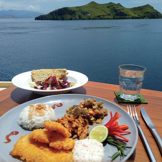 croisière Indonésie