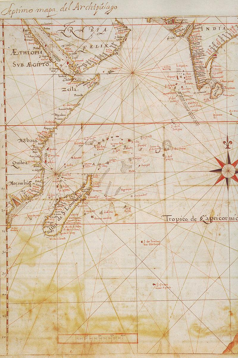 navigation Indonesia